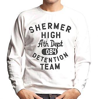 El Breakfast Club Shermer High Detention Team Men's Sudadera