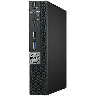 מחשב שולחני Intel Core i5 16GB DDR4 1T של Dell OptiPlex 7050