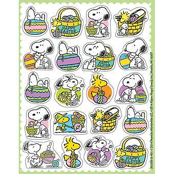 Pegatinas temáticas de Pascua de Peanuts