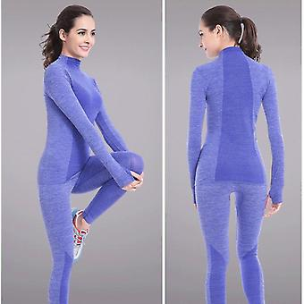 New Tracksuit Thermal Underwear Winter Fast Dry High Elastic Long Heat Pack