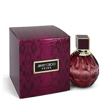 Jimmy Choo Fever Eau De Parfum Spray By Jimmy Choo 2 oz Eau De Parfum Spray