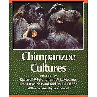 Chimpansee culturen
