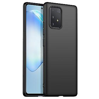 Samsung s10 lite -koteloon all-inclusive putoamisenesteinen suojakansi