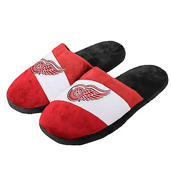 FOCO Detroit Red Wings Slide Slippers Hausschuhe
