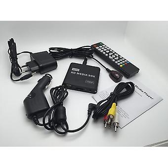 Lettore multimediale mini auto Hd 1080p per auto