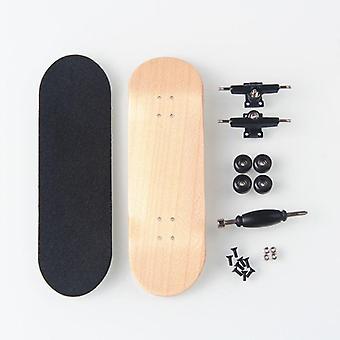 Creative Finger Skateboard, Child Finger, Professional Type, Bearing Wheels,