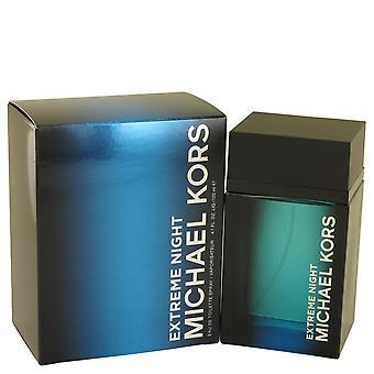 Michael Kors Extreme Night by Michael Kors Eau De Toilette Spray 4 oz