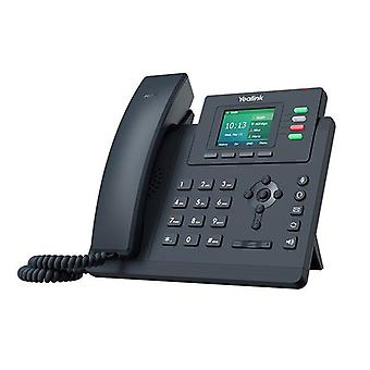 Yealink T33G 4 Line Ip -puhelimen värinäyttö Dual Gigabit -portit
