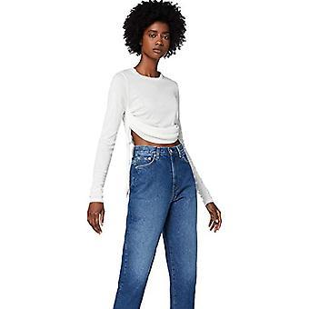 Pepe Jeans Heidy T-Shirt, Beige (816natural 816), X-SMA L L Woman