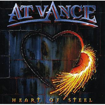 At Vance - Heart of Steel [CD] USA import