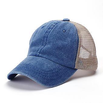 רטרו ג'ינס בייסבול כובע רשת כובע סנאפבק כובע
