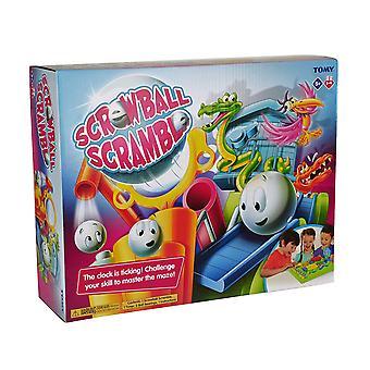 Tomy Screwball rusning spel