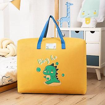 High Capacity  Cartoon Oxford Quilt Bag Home Wardrobes Duvets Clothes Things |Foldable Storage Bags