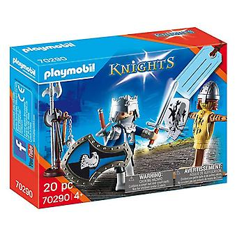 Playset Knights Playmobil 70298 (20 pcs)