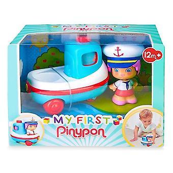 Fordon Playset Min första Pinypon Famosa