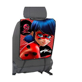 Seat cover Lady Bug Red