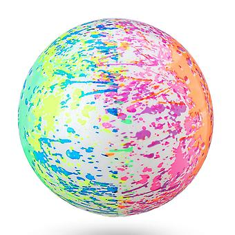 Swimming Pool Toys Ball, 9 Inches, Inflatable Or Water-filled Ball