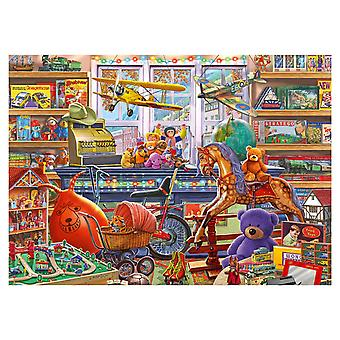 Falcon Deluxe Tony's Toy Shoppe Puzzle (1000 Teile)