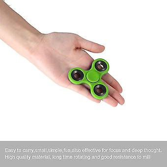 Langlebiges Rotary Stamping Stress Relief Fingerspitze Spielzeug Tri-Spinner Hand Spinner