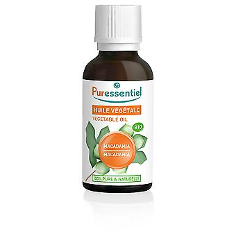 Puressentiel Aceite Vegetal Orgánico Macadamia 30 ml