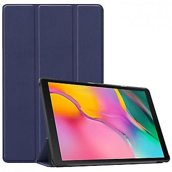 Suitable For Samsung Pad Tab A 10.1 T510/t515 2019 Tablet Protective Case --dark Blue
