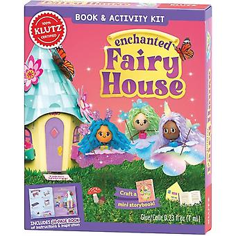 Enchanted Fairy House Magical Garden by Editors of Klutz