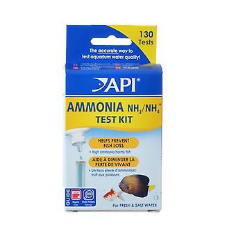 API Ammoniakkitestisarja Fresh & Salt Water - Ammoniakkitestisarja FW & SW