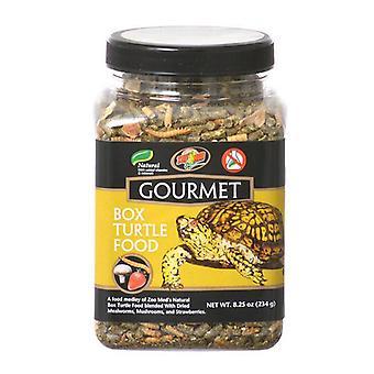 Zoo Med Gourmet Box Turtle Food - 8.25 oz