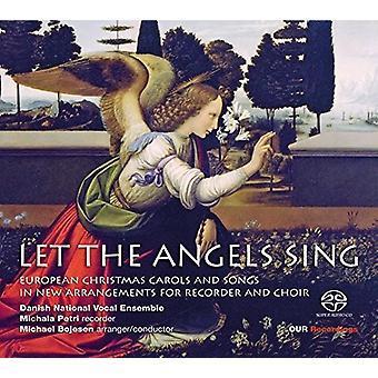 Petri / Danish National Vocal Ensemble - Let the Angels Sing [SACD] USA import