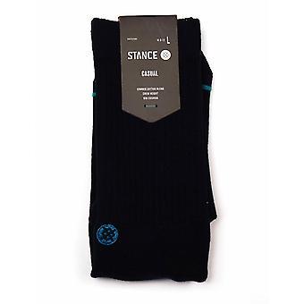 Stance Socks Icon Socks - Dark Navy