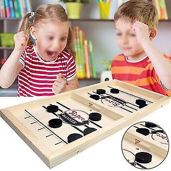 Multi-Game-Tische schnelle Schlinge Puck Spiel Gewinner Brettspiele Spielzeug Party Kind Kind interaktiv lustig
