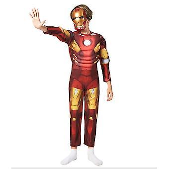 Iron Man Anzug Mark Vii Kinder Superheld Halloween Weihnachten Cosplay