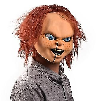 2021 Chucky Mask Child's Play Costume Masques Ghost Chucky Masks Horror Face Latex Mascarilla