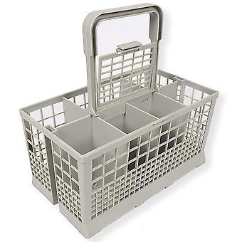 Universel Lave-vaisselle Panier à couverts Portable Pour Argenterie Vaisselle Vaisselle Cuillère