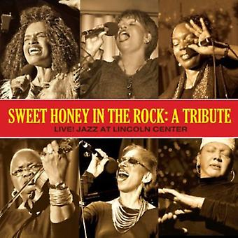 Sweet Honey in the Rock - Tribute-Live! Jazz at Lincoln Center [CD] USA import