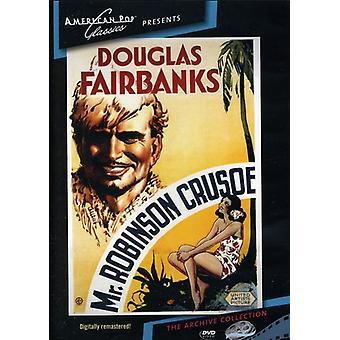 M. Robinson Crusoe (1932) importer des USA [DVD]
