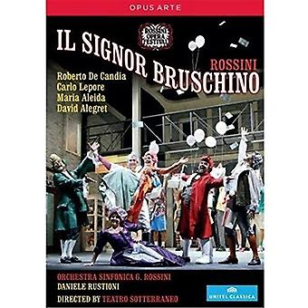 Il Signor Bruschino [DVD] USA import