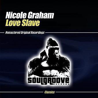 Nicole Graham - Love Slave [CD] USA import