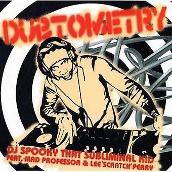 DJ Spooky - Dubtometry [CD] USA import