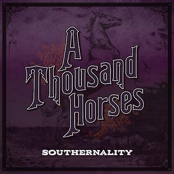 A Thousand Horses - Southernality [CD] USA import
