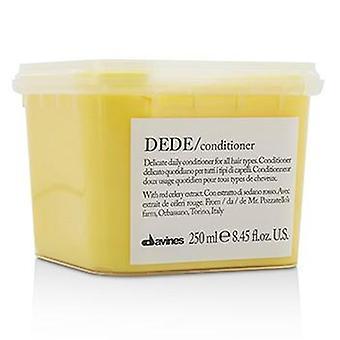 Davines Dede herkkä päivittäinen hoito aine (kaikille hius tyypeille)-250ml/8.45 oz