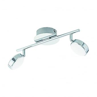 Eglo SALTO Chrome Spot Ceiling Light