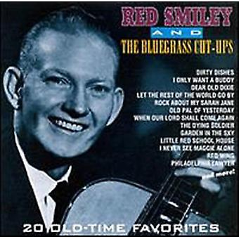 Red Smiley - 20 Old-Time Favorites [CD] USA import