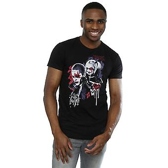 Suicide Squad Herren Harley Quinn Puddin T-Shirt