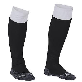 Stanno Combi Socken [schwarz/weiß] junior