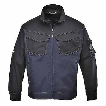 Portwest - Χρώμιο δύο τόνος workwear σακάκι