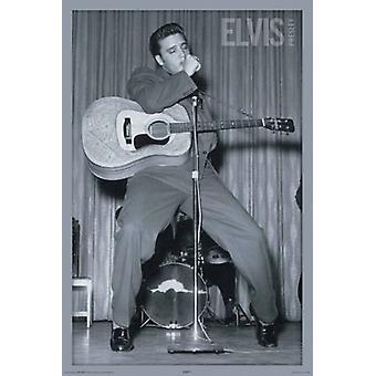Elvis Presley - Dans affisch affisch Skriv