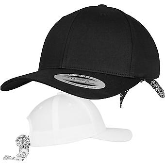 Gebogen bandana Flexfit Snapback Cap