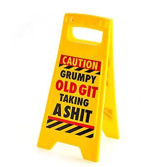 علامة تحذير مكتب