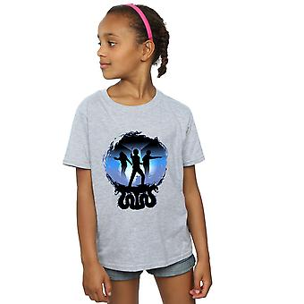Harry Potter Girls Attack Silhouette T-Shirt